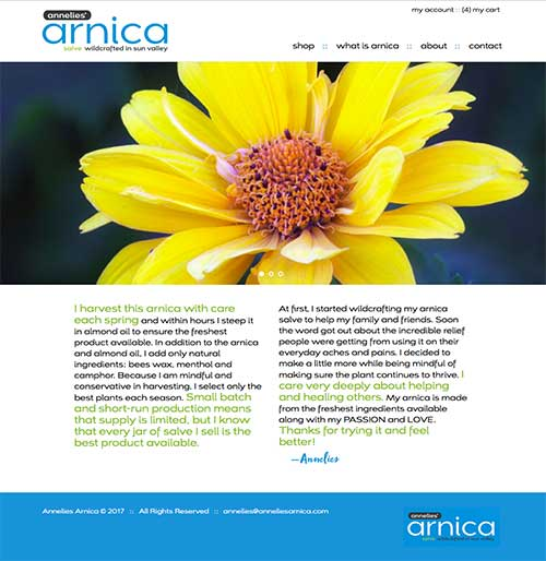 Annelies Arnica