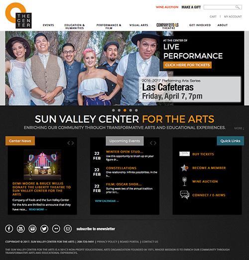 Sun Valley Center For The Arts